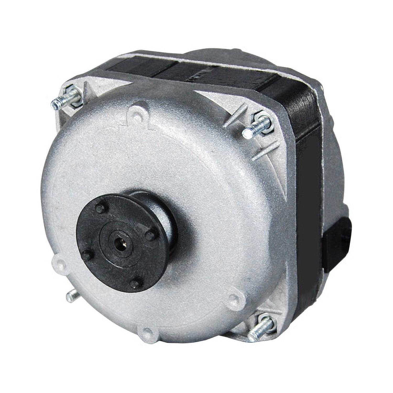 Square Shaded Pole Unit Bearing Motor 9 Watts, 115 Volts