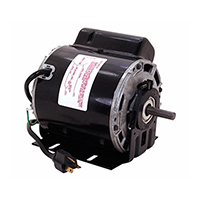Direct Replacement For Herman Nelson 115 Volts 700 RPM 1/8 H.P.