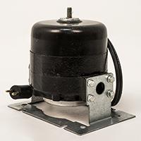 38 WATT  Refrigeration Motor, 1550 RPM, 115 Volts, Unit Bearing, TEAO