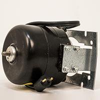 38 WATT  Refrigeration Motor, 1550 RPM, 208-230 Volts, Unit Bearing, TEAO