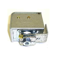 Pneumatic Controls Pressure Electric Switch, Heavy-Duty, SPDT