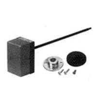 Pneumatic Controls Temperature Transmitter, Rigid Bulb