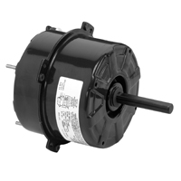 Clam Shell Motor 1/5 HP, 208-230 Volt, 1075 RPM