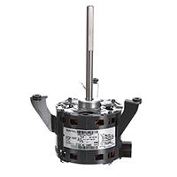 genteq 1/20 HP 42 Frame PSC 1075RPM/3 Speed 115 Volts