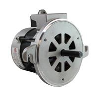 Oil Burner Motor, 1/6 HP, 115 Volts, 1725 RPM, 3.1 Amps
