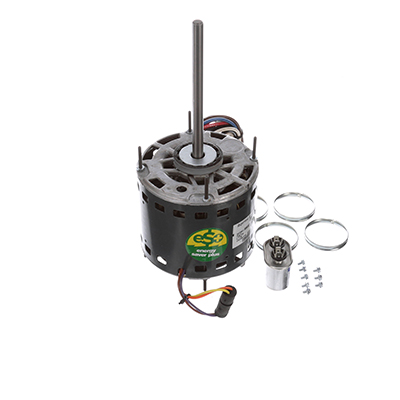1/3 HP 1075RPM/3 Spd 208-230 Volt Motor