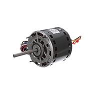 Genteq 1/3 HP 1625 RPM 115 Volts 3.9 Amps Reversible Rotation