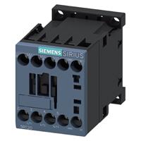 Power Contactor AC-3, 7.5 KW / 400 V, 1 NO, 110 V AC, 50 Hz, 120 V, 60 Hz, 3-pole