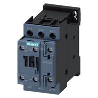 Power Contactor AC-3 32 A, 15 kW / 400 V 1 NO + 1 NC, 24 V AC 50/60 Hz, 3-pole