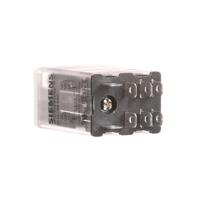 Plug-in Relay Premium LED, Mechanical Flag 8-pin Square Base DPDT