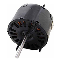3.3 Inch Diameter Motor 1/30 HP, 115 Volts, 1550 RPM