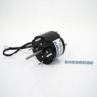1/80 HP 3.3 Inch Diameter Motor 115 Volts 1550 RPM