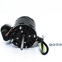3.3 Inch Diameter Motor 1/12 HP, 208-230 Volts, 1550 RPM