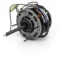 48 Frame Direct Drive Blower Motor, 1/3 HP, 115 Volts, 1075 RPM