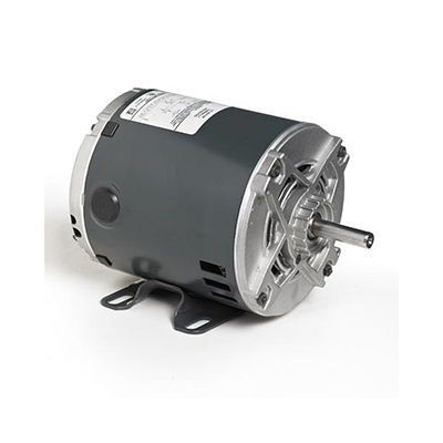 48Z Frame PSC Refrigeration Fan Motor, 1/4 HP, 1140 RPM, 208-230 Volts