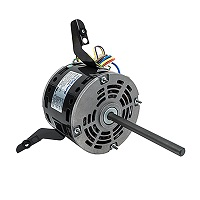 Torsion Flex Direct Drive Blower Motor, 1/3 HP, 115 Volt, 1075 RPM