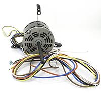 Torsion Flex Direct Drive Blower Motor, 1/4 HP, 208-230 Volt, 1075 RPM