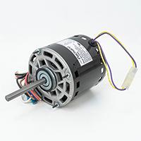 Direct Drive Blower Motor, 1/3 HP, 115 Volt, 1625 RPM