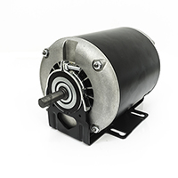 48/56 Frame Belt Drive Fan And Blower Motor, 1/6 HP, 115 Volt, 1725 RPM