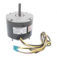 1/5 HP 825 RPM 208-230 Volt Condenser Fan Motor Replaces Carrier HC37GE210