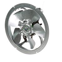 12 WATT  Refrigeration Motor, 1550 RPM, 115 Volts, Unit Bearing, TEAO