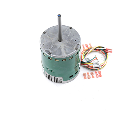 3/4 HP Fan & Blower Motor, 1075 RPM, 5 Speed/PWM, 115 Volts