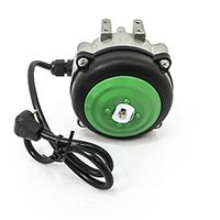 ECM Unit Bearing Motor, 4-16 Watts, 115 Volt, 1550 RPM, CWLE, Double Foot Pad