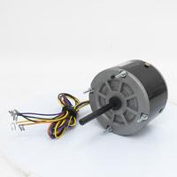 Condenser Fan Motor, 1/5 HP, 208-230 Volt, 1075 RPM, Rheem Replacement