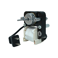 Packard C Frame Shaded Pole 0.591 in. Stack 120 Volt Motor Replaces Broan