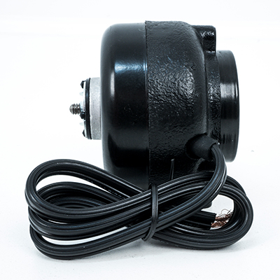 2.5 Watt Cast Iron Unit Bearing Motor 115 Volts CW Lead End 1000 RPM