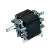 Combustion Motor Replaces Carrier 115 Volts 3000 RPM