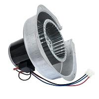 19 Watt, Draft Inducer, 208/230 Volt, 2800/1500 RPM, 2 Speed, Replaces Trane
