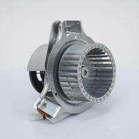 Draft Inducer, 10/0.57W, 2 Speed, 0.63/0.3 Amps, 3000 RPM, 115 Volts replaces Carrier