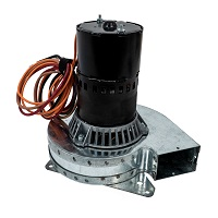 Draft Inducer, Goodman Replacement, 208/230 Volt, 0.5 Amps, 3000 RPM