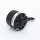 3.3 In. Diameter Motor, 1/70 HP, 115 Volts, 1550 RPM