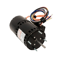 Draft Inducer Motor 1/15 HP, 115/230 Volt, 3000 RPM, Carrier Replacement