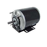 48/56 Frame Motor, 1/4 HP, 115 Volts, 1725 RPM, 60HZ, Replaces Greenheck