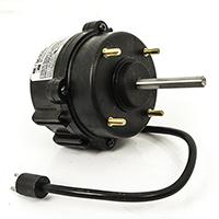 3.3 In. Diameter Motor, 16-36 Watt, 120-230 Volts, 1635 RPM, Repl Heatcraft