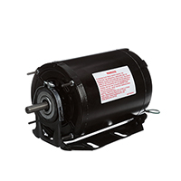 Fan And Blower Motor Single Phase 115 Volts 1725/1140 RPM 1/3~1/11 H.P.