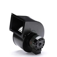 Centrifugal Blower 1/10 HP 115 Volts 1550 RPM