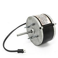 Evap. Fan Motor 1/15, 1/20, 1/25 HP, 230 Volt, 1625 RPM Heatcraft Repl