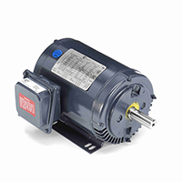 1.5 HP, 208-230/460 V, Open Drip Proof (ODP)