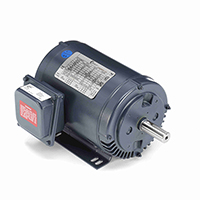 2 HP, 208-230/460 V, Open Drip Proof (ODP)