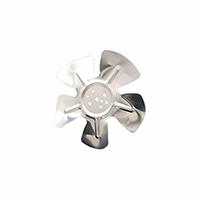 Hubless Small Aluminum Fan Blade 8