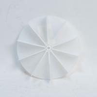 Plastic Blower Wheel And Fan Blade 3/16