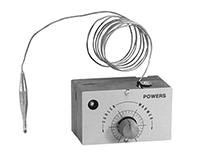 Pneumatic Controls Thermostat Unit Mounted