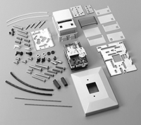 Pneumatic Controls TH19X Thermostat Retrofit Kit