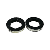 Rubber Mounting Ring with Steel Band