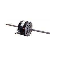 Double Shaft 1550 RPM 115 Volts
