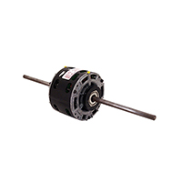 Century 5 Inch Dia 1/10 HP Shaded Pole Motor 1050 RPM 3 Speed 115 Volts